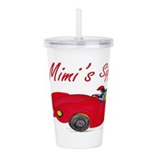 Mommys Sippy Cup Acrylic Double-Wall Tumbler
