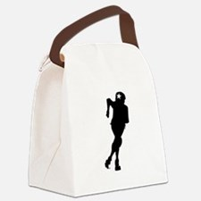 Lead Jammer Canvas Lunch Bag