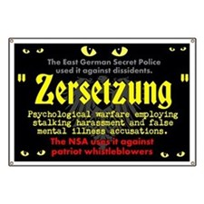 MD ZERSETZUNG Banner