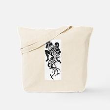 Tribal Aquarius Tote Bag