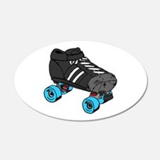 Skate Wall Decal