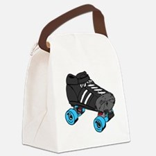 Skate Canvas Lunch Bag