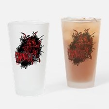 Carnage Drinking Glass