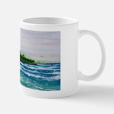 """""""A View of Bali Hai"""" Mug"""