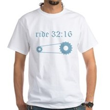 ride_blue T-Shirt