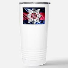 HD Steel badge Travel Mug