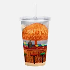 Unique Insulated Acrylic Double-wall Tumbler