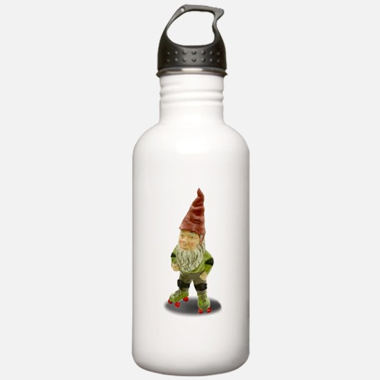 The Rolling Gnome Water Bottle