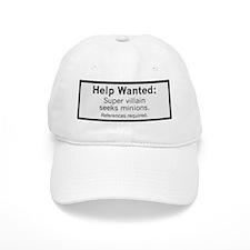 Minions Wanted Baseball Cap
