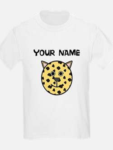 Custom Leopard T-Shirt