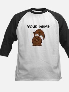 Custom Squirrel Baseball Jersey