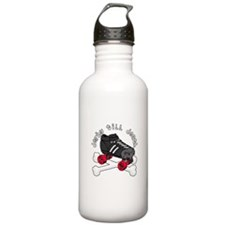 Derby Till Death Water Bottle