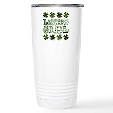 Cute Lucky Travel Mug