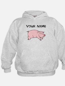 Custom Pig Hoodie