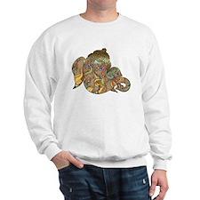 Ganesh Print Sweatshirt