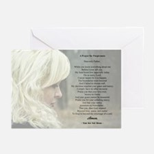 FORGIVENESS Greeting Cards (Pk of 10)