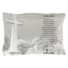 JOHN 14:1-4 Pillow Case