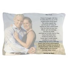 FEAR & TRUST Pillow Case