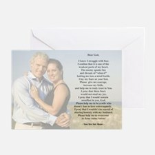 FEAR & TRUST Greeting Cards (Pk of 10)
