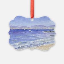 Redondo to Malibu Ornament