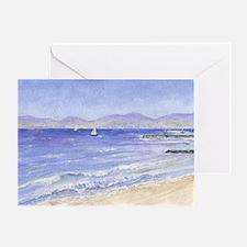 Redondo to Malibu Greeting Card