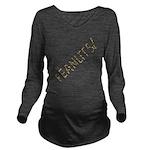 Peanuts! Long Sleeve Maternity T-Shirt