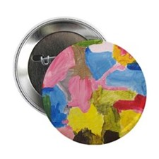"Cute Developmental disability 2.25"" Button"