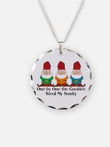 Unique Steal Necklace