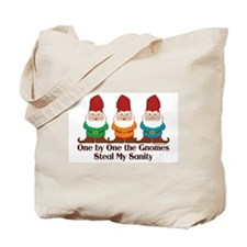 Cute Gnome design Tote Bag