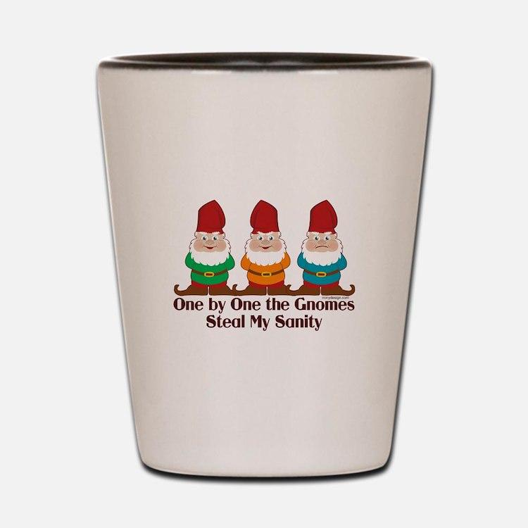 Cute Gnome Shot Glass