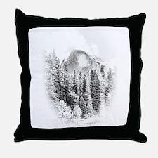 Unique Half Throw Pillow