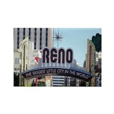Reno Biggest Little City Magnets