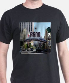 Reno Biggest Little City T-Shirt