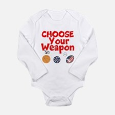 Choose Your Weapon Body Suit