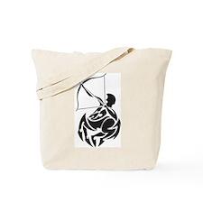 Tribal Sagittarius Tote Bag