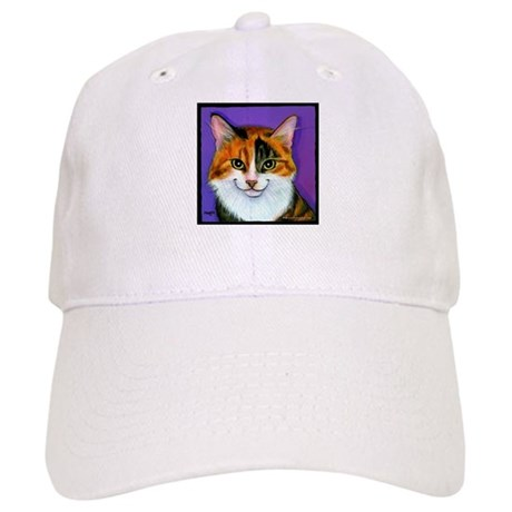 Calico Cat Cap
