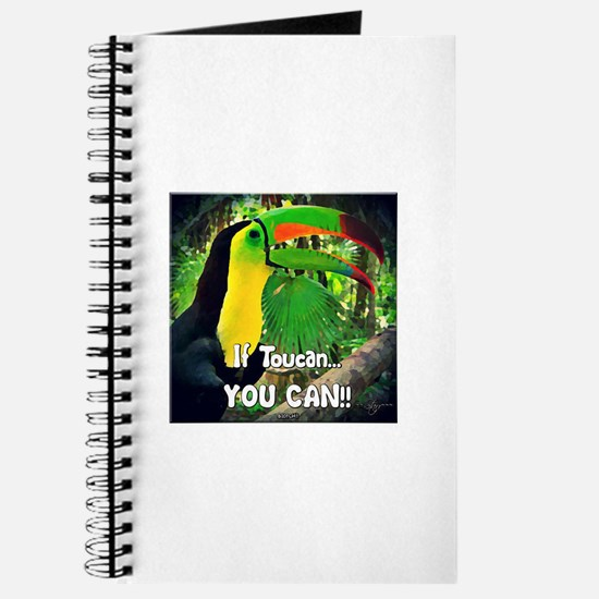 If Toucan YOU CAN!! Journal