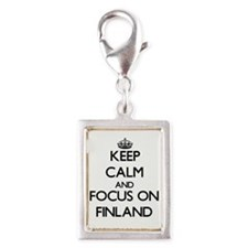 Keep Calm and focus on Finland Charms