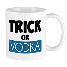 Trick or Vodka Mugs