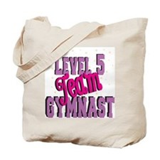 Level 5 Team Gymnast Tote Bag