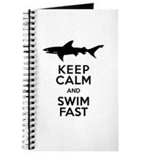 Unique Swimming Journal