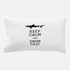 Unique Calm dive Pillow Case