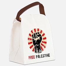 Unique Islam israel palestine palestinian Canvas Lunch Bag