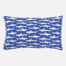 Cute Sharks Pillow Case