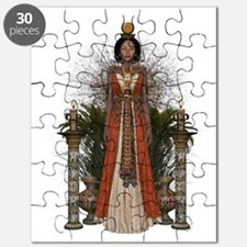 Queen of the Nile Puzzle