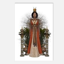 Queen of the Nile Postcards (Package of 8)