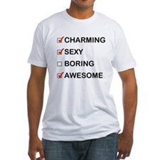 Hot Rod Movie - Not Boring T-Shirt T-Shirt