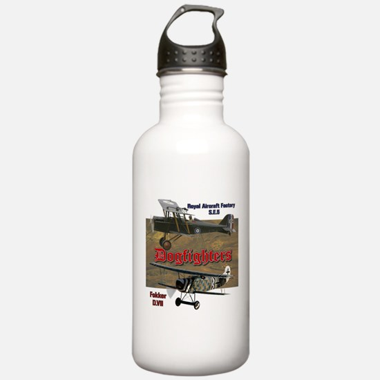 Dogfighters: SE5 vs Fo Water Bottle