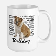 Bulldog Traits Mugs