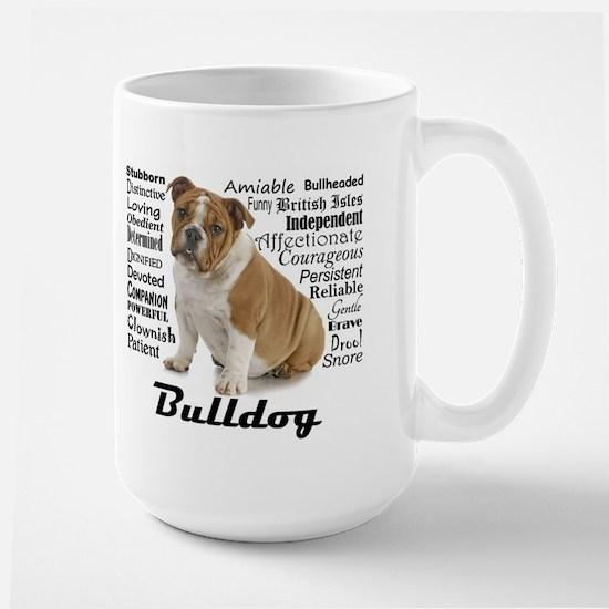 Bulldog Traits Mugs